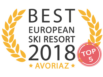 Best european Ski Resort top 2018