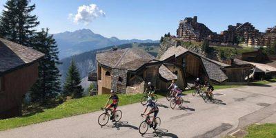 Domaine Vélo ! Sur la route des grandes Alpes