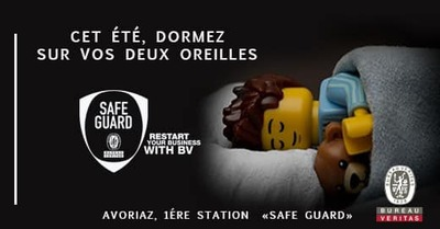 Avoriaz, 1re station « Safe Guard »