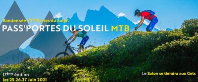 Pass'Portes du Soleil MTB 25-27/06/2021