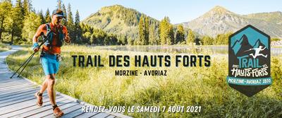 Trail des Hauts Forts le 07/08/2021