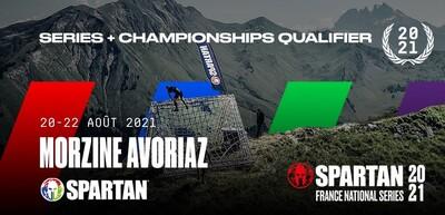 Spartan Race - Morzine Avoriaz 20-21 & 22 aout 2021