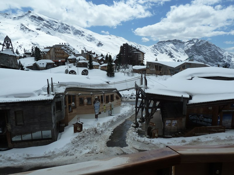 Fontaines Blanches 2 pièces cabine AVORIAZ