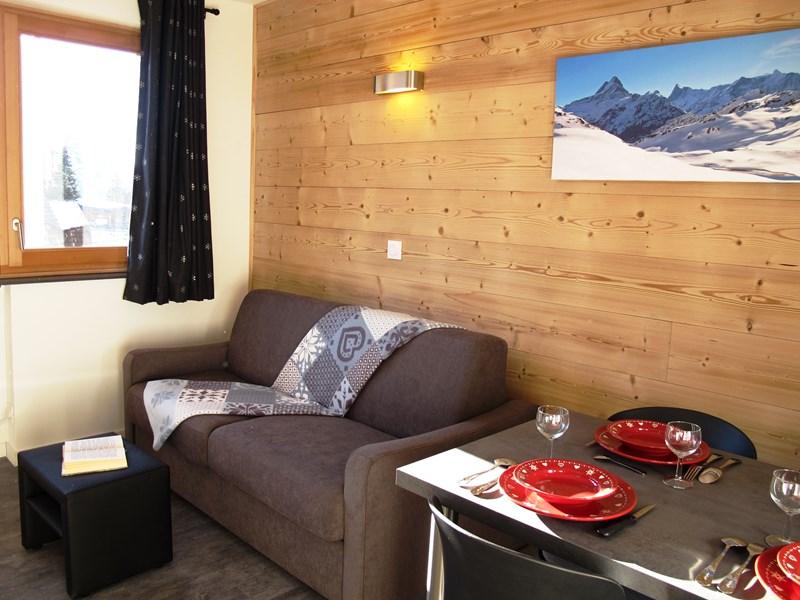 Fontaines Blanches Studio cabine AVORIAZ